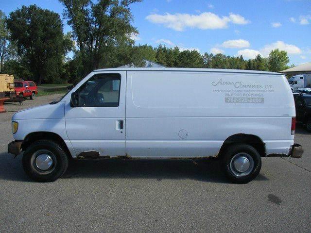 2002 Ford E-Series Cargo E-250 3dr Cargo Van - Inver Grove Heights MN