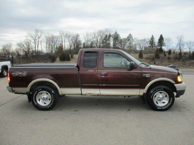 2000 Ford F-150 4dr Lariat 4WD Extended Cab SB - Inver Grove Heights MN