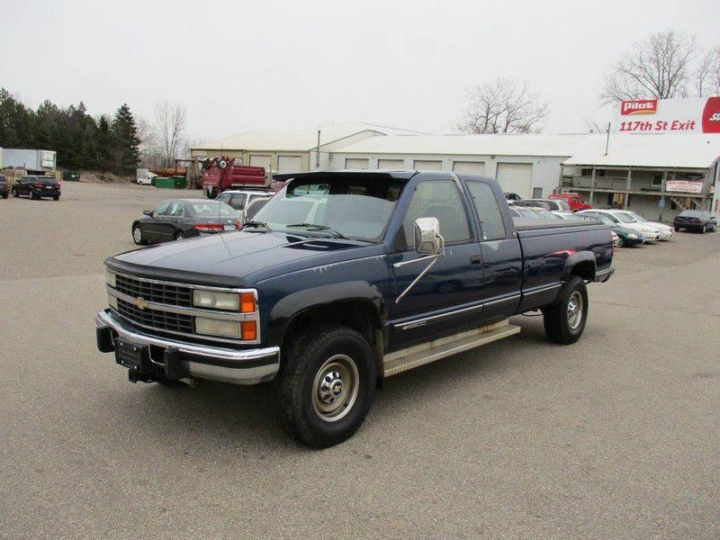 1993 Chevrolet C K 2500 Series K2500 Silverado 2dr 4wd