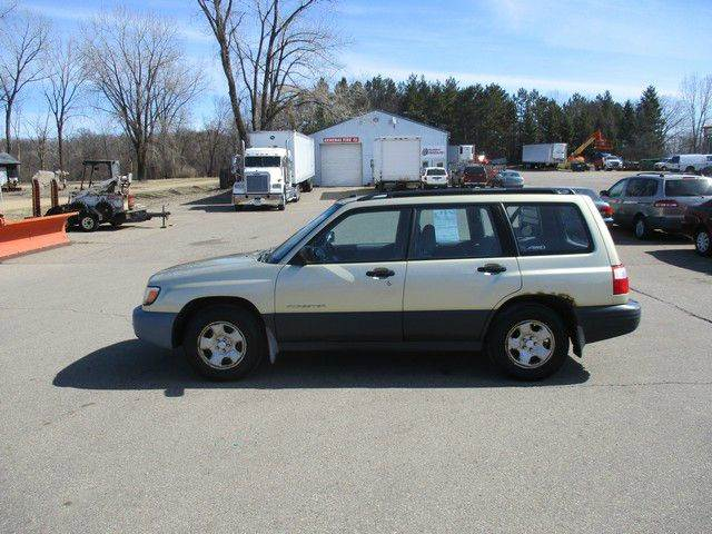 2001 Subaru Forester L AWD 4dr Wagon - Inver Grove Heights MN