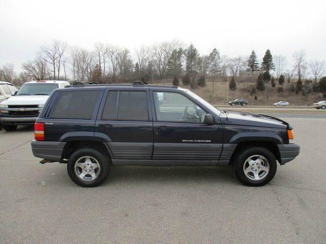 1998 Jeep Grand Cherokee 4dr Laredo 4WD SUV - Inver Grove Heights MN