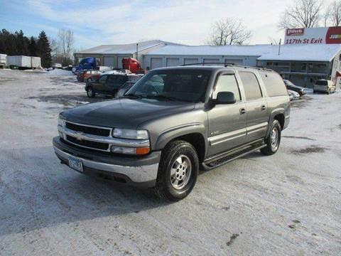 2000 Chevrolet Suburban For Sale Minnesota