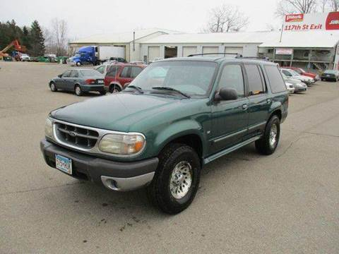 1999 Ford Explorer For Sale