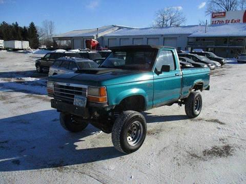 Inver Grove Ford >> 1991 Ford Ranger For Sale - Carsforsale.com