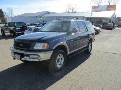 1998 Ford Expedition For Sale Lubbock Tx