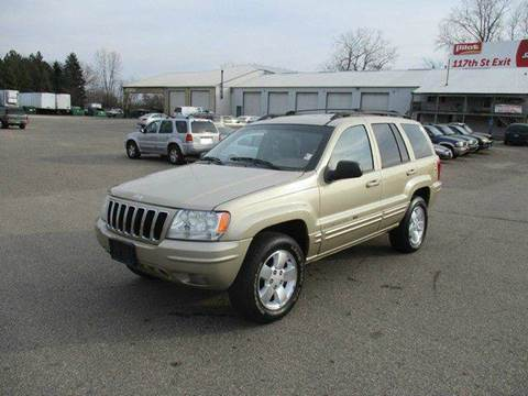 2001 Jeep Grand Cherokee For Sale Warsaw In