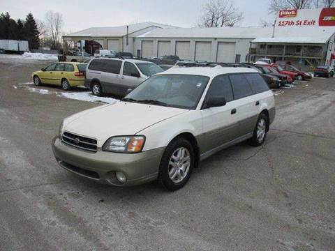 2002 Subaru Outback for sale in Inver Grove Heights, MN