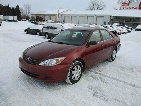 2002 Toyota Camry for sale in Inver Grove Heights, MN