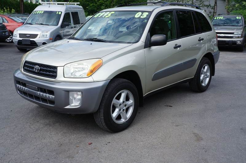 Used 2003 Toyota Rav4 Sport 4x4 In Milton Ny At Autos By