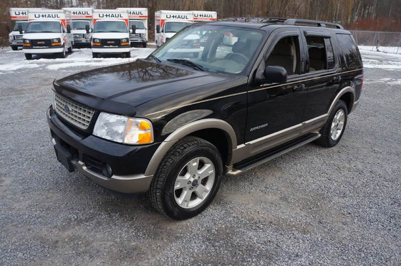2004 ford explorer eddie bauer 4wd 4dr suv in highland ny auto by joseph inc. Black Bedroom Furniture Sets. Home Design Ideas
