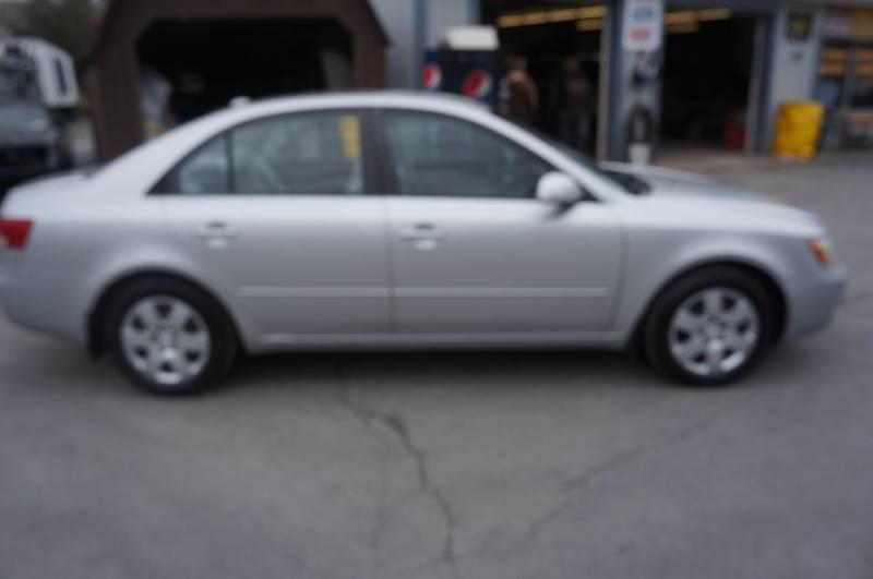 2007 Hyundai Sonata GLS 4dr Sedan w/XM (2.4L I4 4A) - Milton NY