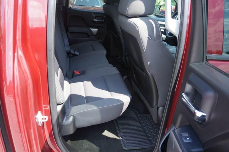 2015 Chevrolet Silverado 1500 4x4 LT 4dr Double Cab 6.5 ft. SB - Milton NY