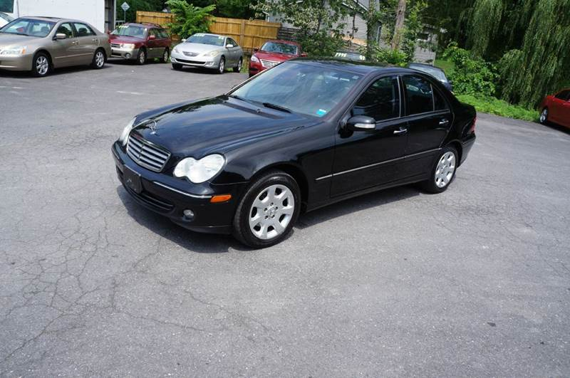 2005 mercedes benz c class c240 4matic awd 4dr sedan in highland ny auto by joseph inc. Black Bedroom Furniture Sets. Home Design Ideas