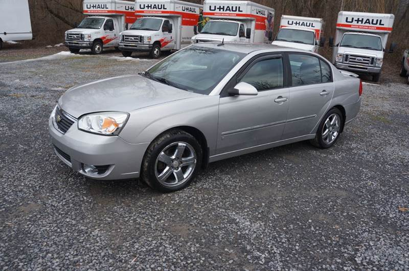 2007 chevrolet malibu ltz 4dr sedan in highland ny auto. Black Bedroom Furniture Sets. Home Design Ideas