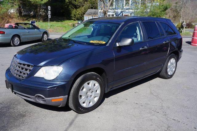 2008 Chrysler Pacifica