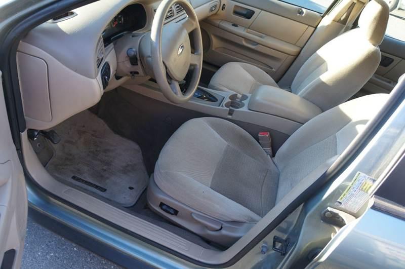 2007 Ford Taurus SE Fleet 4dr Sedan - Milton NY
