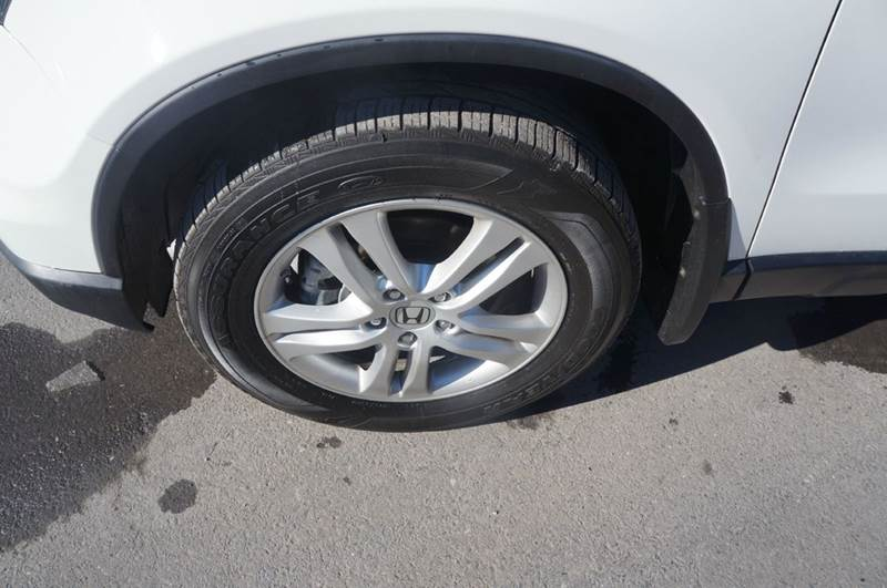 Honda Crv 2010 Anti Theft