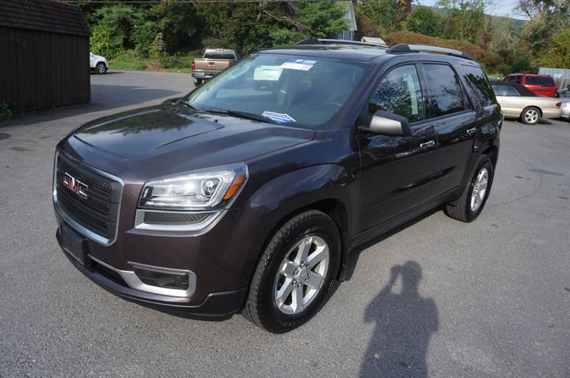 2016 gmc acadia sle 2 awd 4dr suv in highland ny auto by joseph inc. Black Bedroom Furniture Sets. Home Design Ideas