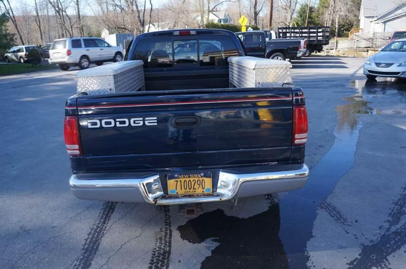 2000 Dodge Dakota Sport 2dr Extended Cab SB - Milton NY