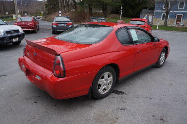 2005 Chevrolet Monte Carlo LS 2dr Coupe - Milton NY