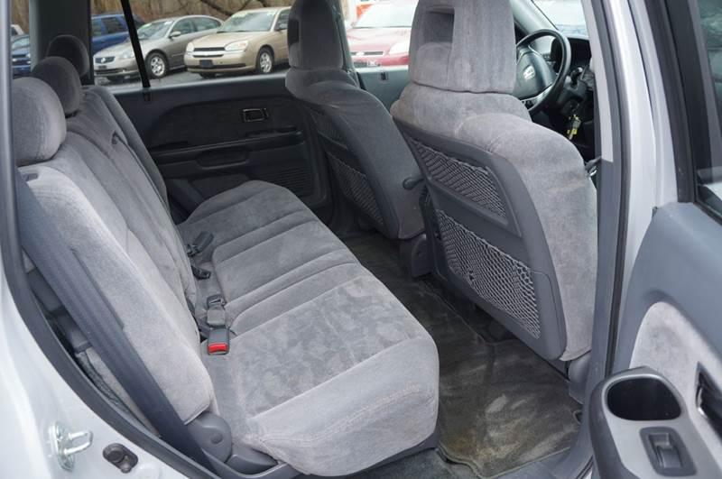 2003 Honda Pilot EX 4WD 4dr SUV - Milton NY