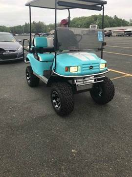 2012 EZ-GO ELECTRIC GOLF CART for sale in Milton, NY