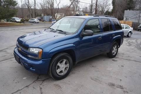 2006 Chevrolet TrailBlazer for sale in Milton, NY