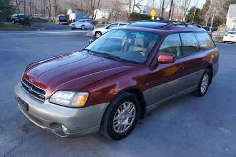 2002 Subaru Outback for sale in Milton, NY
