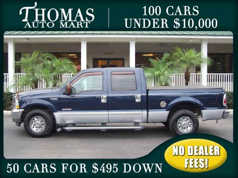 Used Vehicle Inventory Jarrett Ford Dade City In Dade City