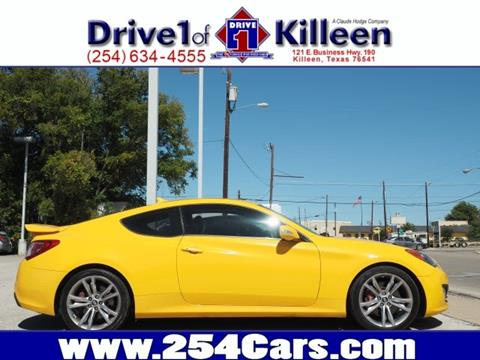 2010 Hyundai Genesis Coupe for sale in Killeen, TX