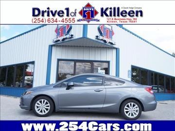 Honda For Sale In Killeen Tx