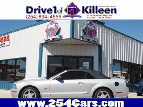 2006 Ford Mustang for sale in Killeen, TX