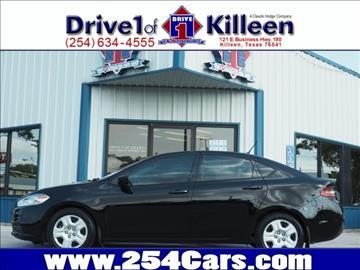 2016 Dodge Dart for sale in Killeen, TX