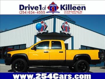 2003 Dodge Ram Pickup 2500 for sale in Killeen, TX