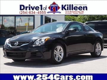 Nissan Altima For Sale Killeen Tx