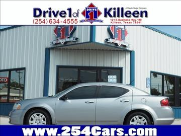 2014 Dodge Avenger for sale in Killeen, TX
