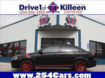 2015 Mitsubishi Lancer for sale in Killeen, TX