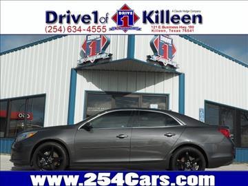 2013 Chevrolet Malibu for sale in Killeen, TX