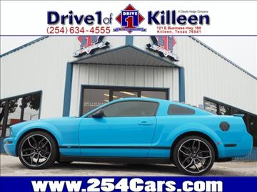 Ford Mustang For Sale Killeen Tx