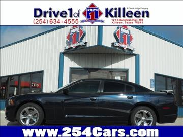 2012 Dodge Charger for sale in Killeen, TX
