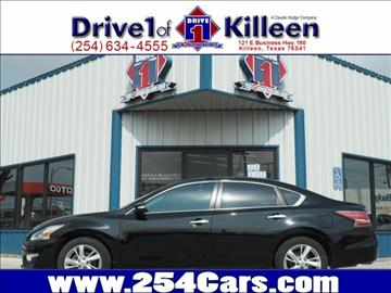 2015 Nissan Altima for sale in Killeen, TX