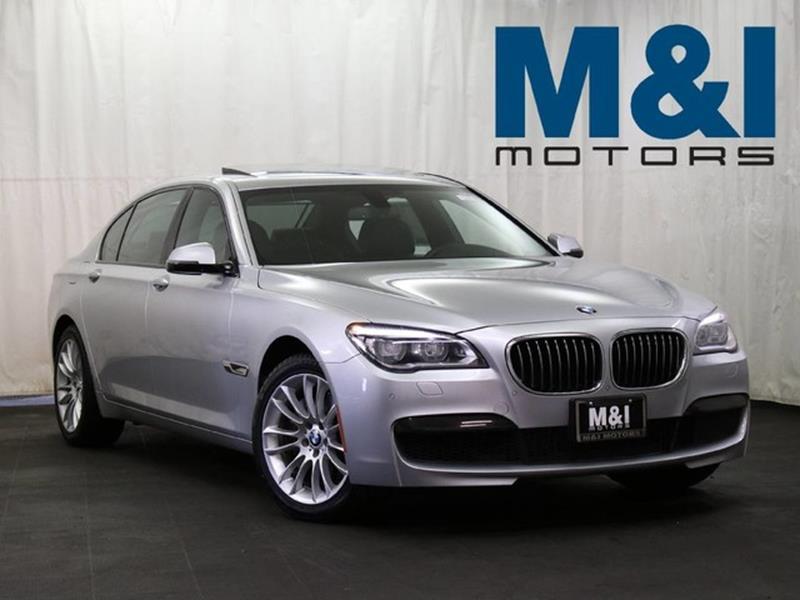 BMW Series For Sale Carsforsalecom - 745 bmw li