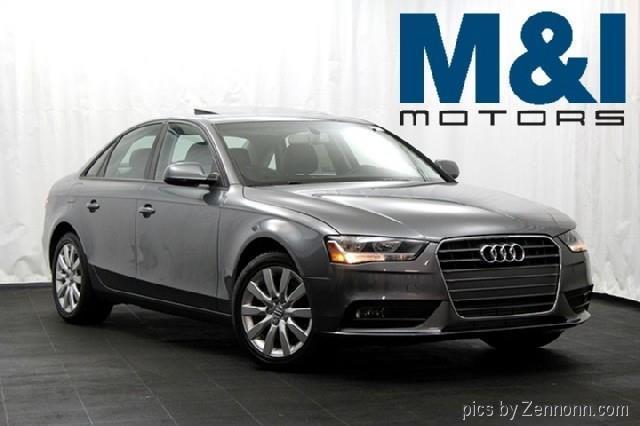 Audi a4 for sale in illinois for M i motors highland park il 60035