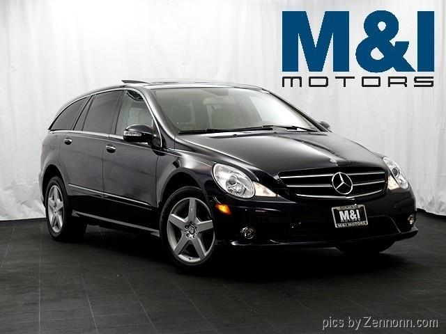 Mercedes benz r class for sale in illinois for M i motors highland park il 60035