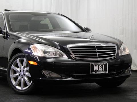 2008 Mercedes-Benz S-Class for sale in Highland Park, IL