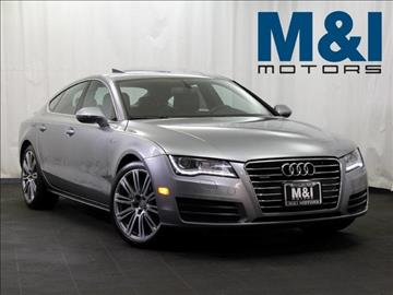 2014 Audi A7 for sale in Highland Park, IL