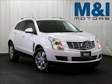 2015 Cadillac SRX for sale in Highland Park, IL