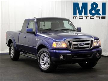 2011 Ford Ranger for sale in Highland Park, IL