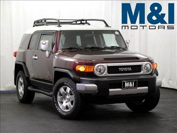 2007 Toyota FJ Cruiser for sale in Highland Park, IL