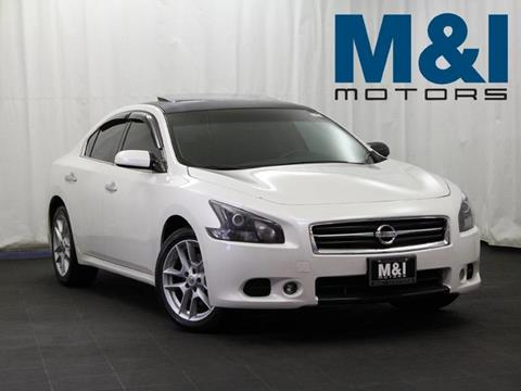 2014 Nissan Maxima for sale in Highland Park, IL